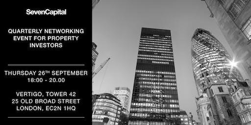 SevenCapital's Q3 Property Investor Networking Evening