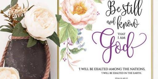 2nd Annual Praise, Prayer, & Healing