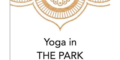 Yoga in the Park with Alison - September