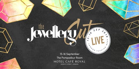 The Jewellery Cut Live tickets