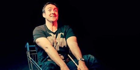 Icebreaker Comedy Night - with Jamie Macdonald tickets