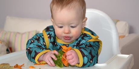 Weaning Workshop - Introducing Your Baby to Solid Food tickets