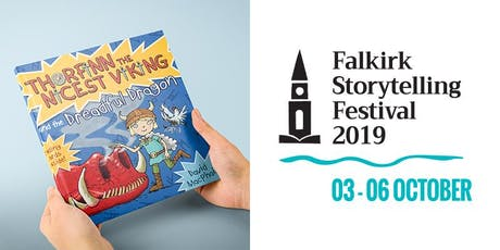 David McPhail - Thorfinn and The Dreadful Dragon ~ Falkirk Storytelling Festival 2019 tickets
