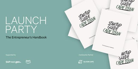 Startup Guide Cape Town Launch Party tickets