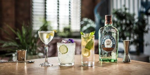 The Icons Masterclass with Plymouth Gin
