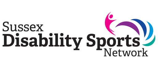 Sussex Disability Sports Network Event - Thursday 10 October 2019