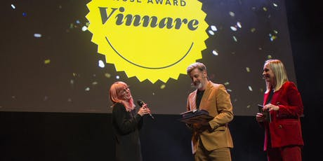 inUse Award 2019: Galafesten tickets