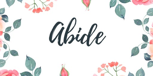 Abide Girls Event
