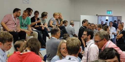 #dtcamp19 Köln/Rheinland - 11. Barcamp Design Thinking