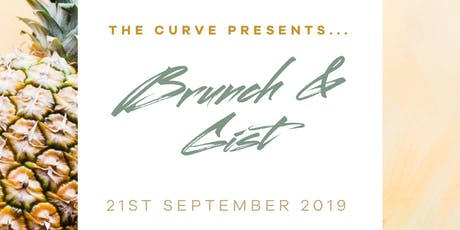 """The Curve presents... """"Brunch & Gist""""  tickets"""