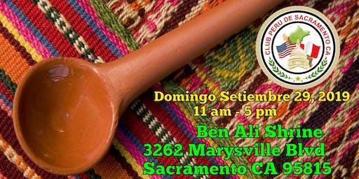 Peruvian Food Festival - Club Peru de Sacramento