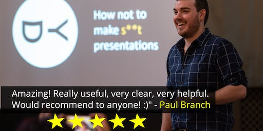 Presentation, business and storytelling - DY Training