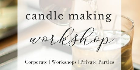 Candle Making Workshop  L'Auberge tickets