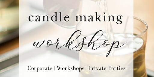 Candle Making Workshop |L'Auberge