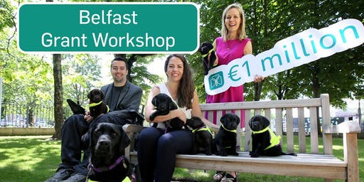 The Ireland Funds Grant Workshop 2019 - Belfast
