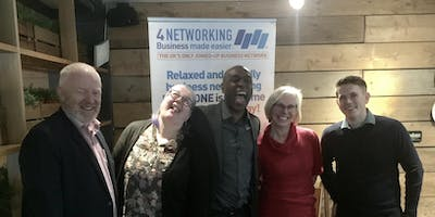 4N Brummies Breakfast Business Networking