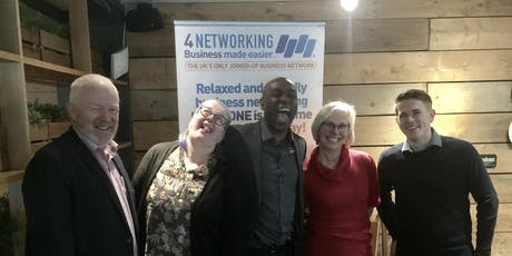 4N Brummies Breakfast Business Networking tickets