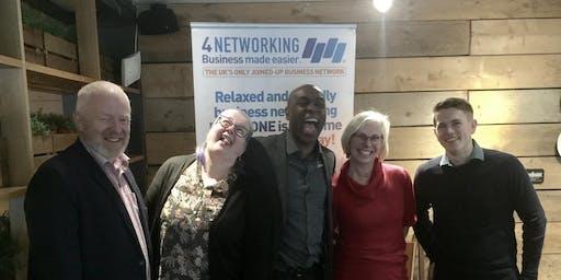 4N Brummies Breakfast Business Networking