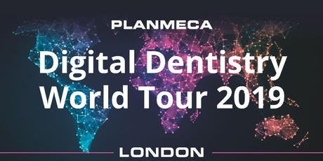 Planmeca Digital Dentistry World Tour 2019 - London tickets