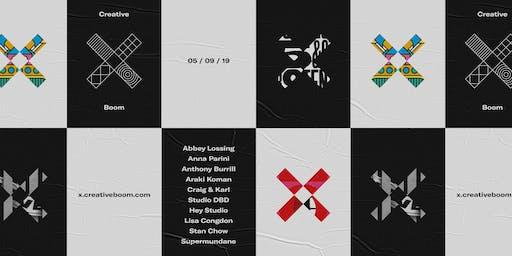 Creative Boom X