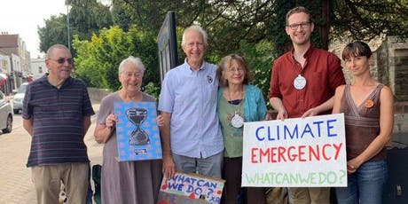 Climate Emergency Conversation with Darren Jones MP tickets