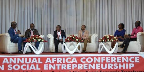 3rd Annual African Conference on Social Entrepreneurship tickets