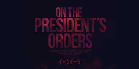 On the President's Orders tickets