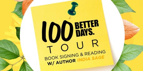 100 Better Days Book Tour: Delaware tickets