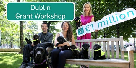 The Ireland Funds Grant Workshop 2019 - Dublin tickets