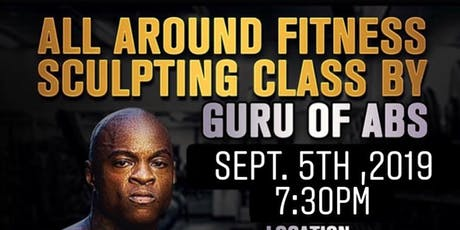 Body Sculpting By Guru of Abs tickets