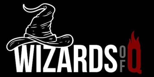 Wizards of Q - World Steak Championship,  2 Day Fundraiser at Akasha Brewery