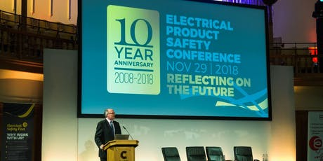 Electrical Product Safety Conference 2019 tickets