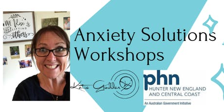 Take Back Control of your thinking -  Strategies to help yourself and your mates with stress and anxiety tickets