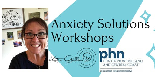 Anxiety Solutions Workshop- Helping Men manage anxiety/stress