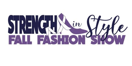 Strength in Style Fall Fashion Show tickets
