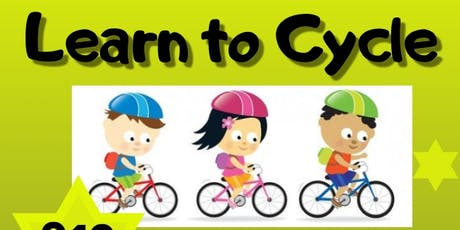 Learn to Cycle Bagenalstown 21-23 August tickets