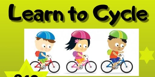 Learn to Cycle Bagenalstown 21-23 August