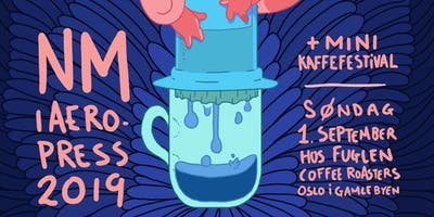 NM i Aeropress Competition 2019