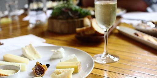 Mineral Wines and English Cheeses  - Wine Tasting