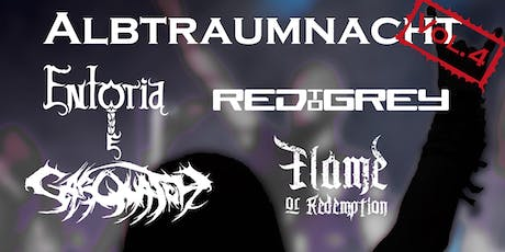 Entorias Albtraumnacht vol. 4 Tickets