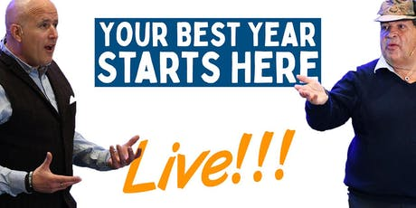 Your Best Year Starts Here LIVE! with Nigel Risner and Neil Martin tickets