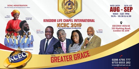 Kingdom Citizens Empowerment Convention (KCEC) 2019 tickets