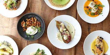 DÎNER CONFÉRENCE - Et si on remettait du bon sens dans nos assiettes ? billets