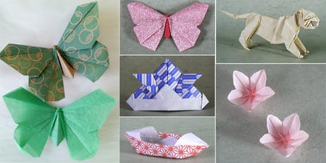 Origami - Introduction to Paper Folding tickets