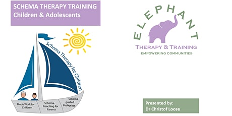 Schema Therapy Training - Children & Adolescents. Workshop 1&2 tickets