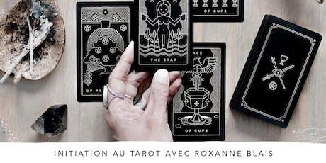 INITIATION AU TAROT tickets