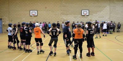 Introduction to Roller Derby / Fresh Meat - Autumn 2019 (Block 2)