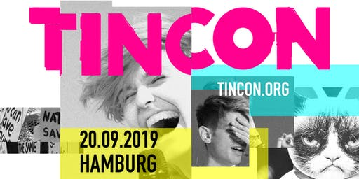TINCON Hamburg – teenageinternetwork convention - 2019