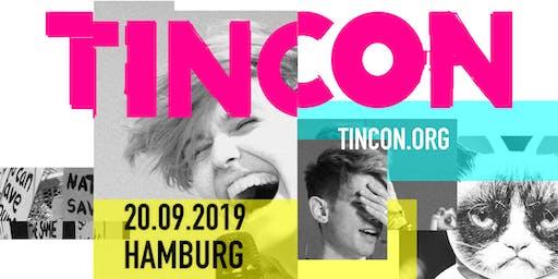 TINCON Hamburg – teenageinternetwork convention - 2019