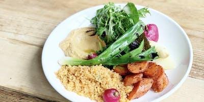 LUNCH ATELIER - Quand la pleine conscience s'invite dans votre assiette !